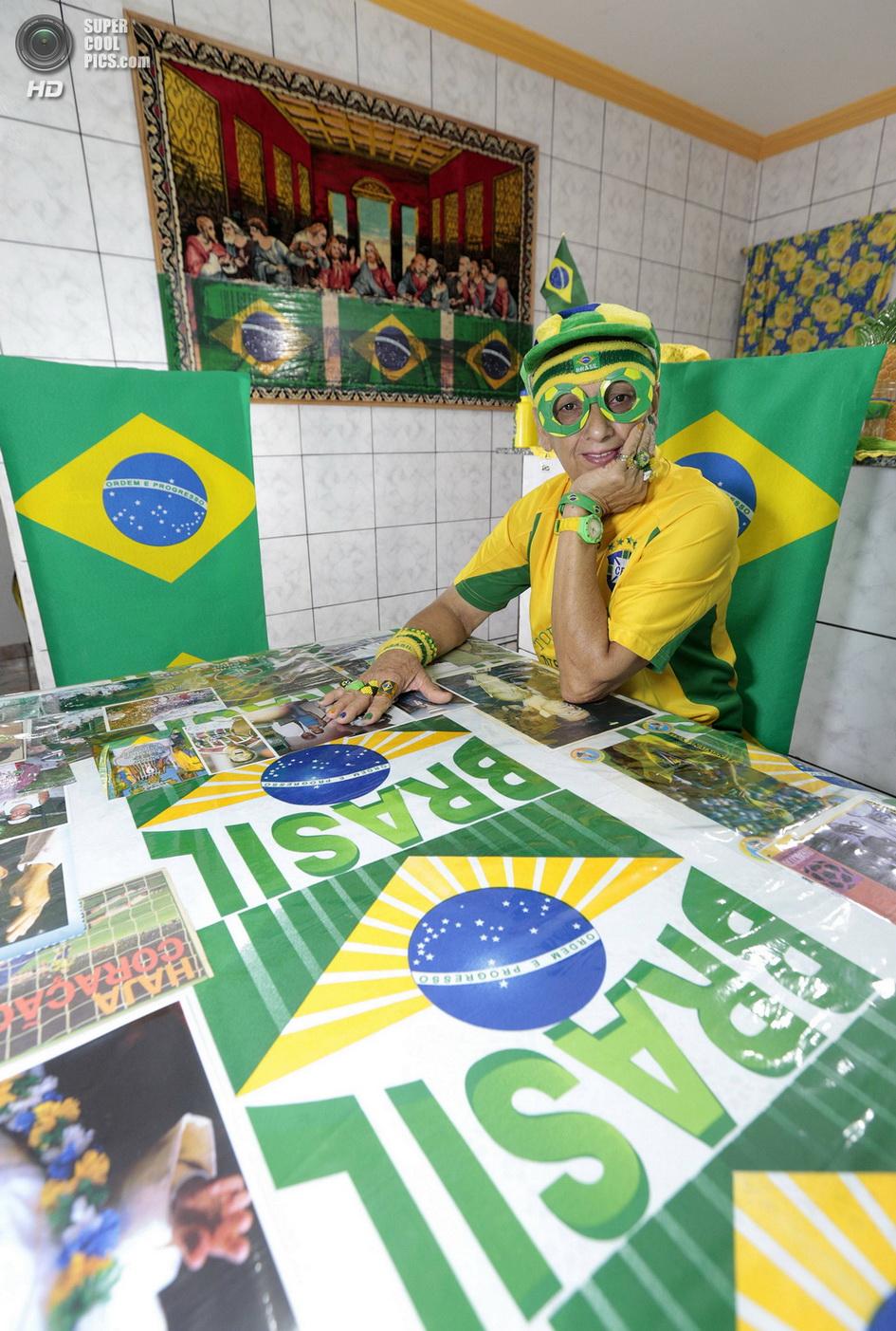 Интерьер по-Бразильски: готовимся к чемпионату по футболу 2014