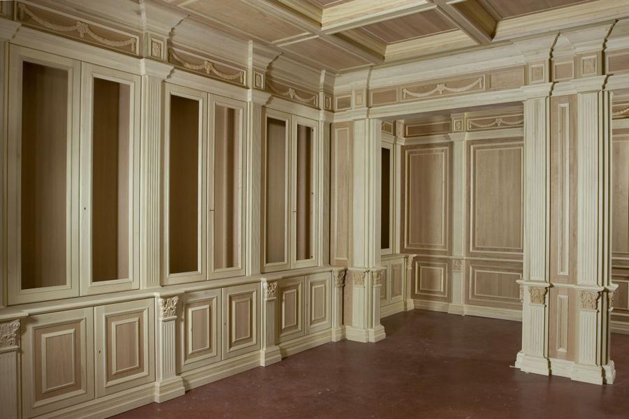 Буазери – это первый признак того, что хозяин апартаментов принадлежит к аристократическому  кругу