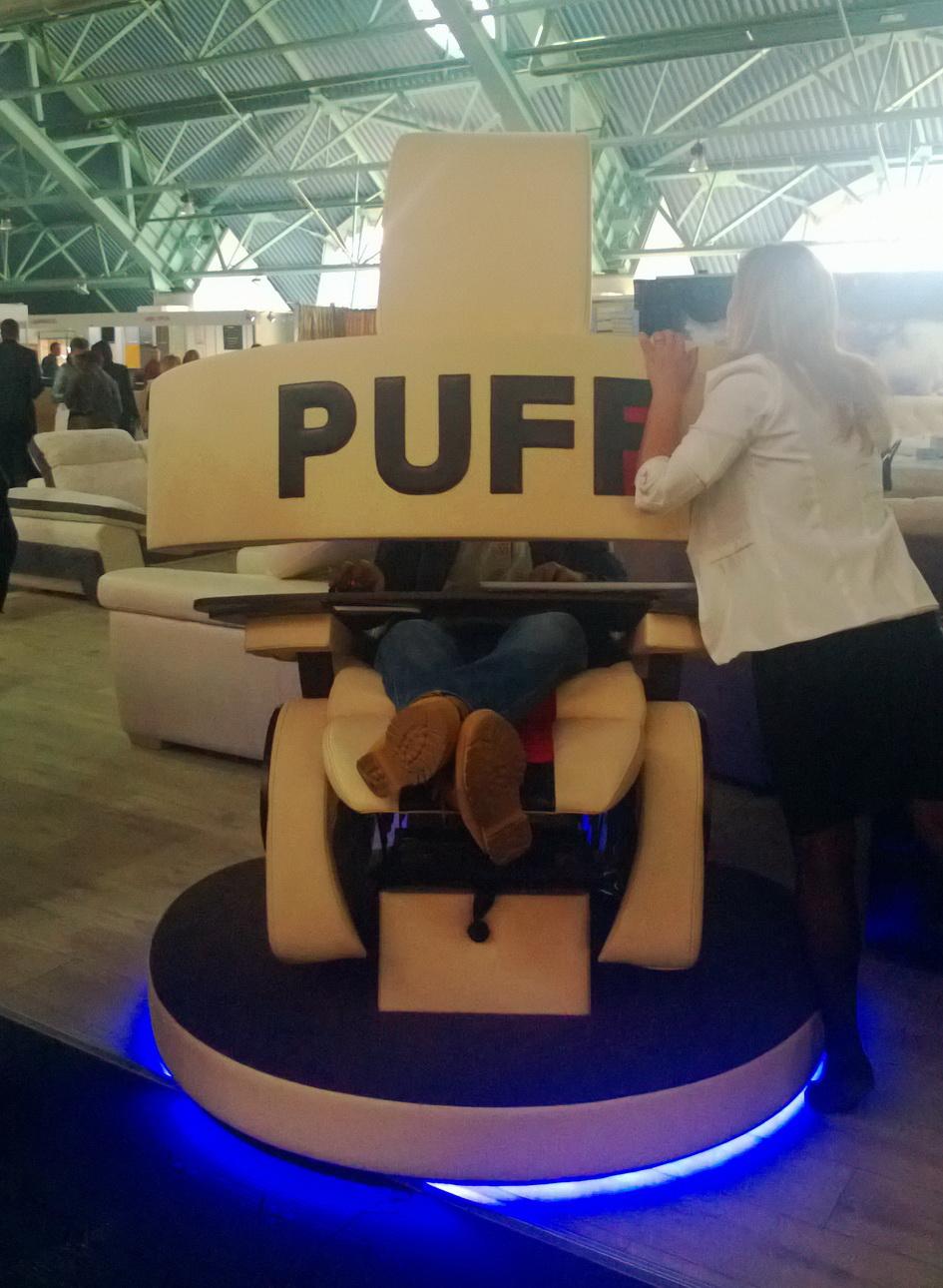 МЕБЕЛЬ 2015 - кресло PUFF