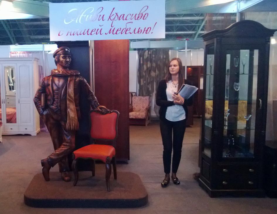 МЕБЕЛЬ 2015 - выставка Бобруйскмебель