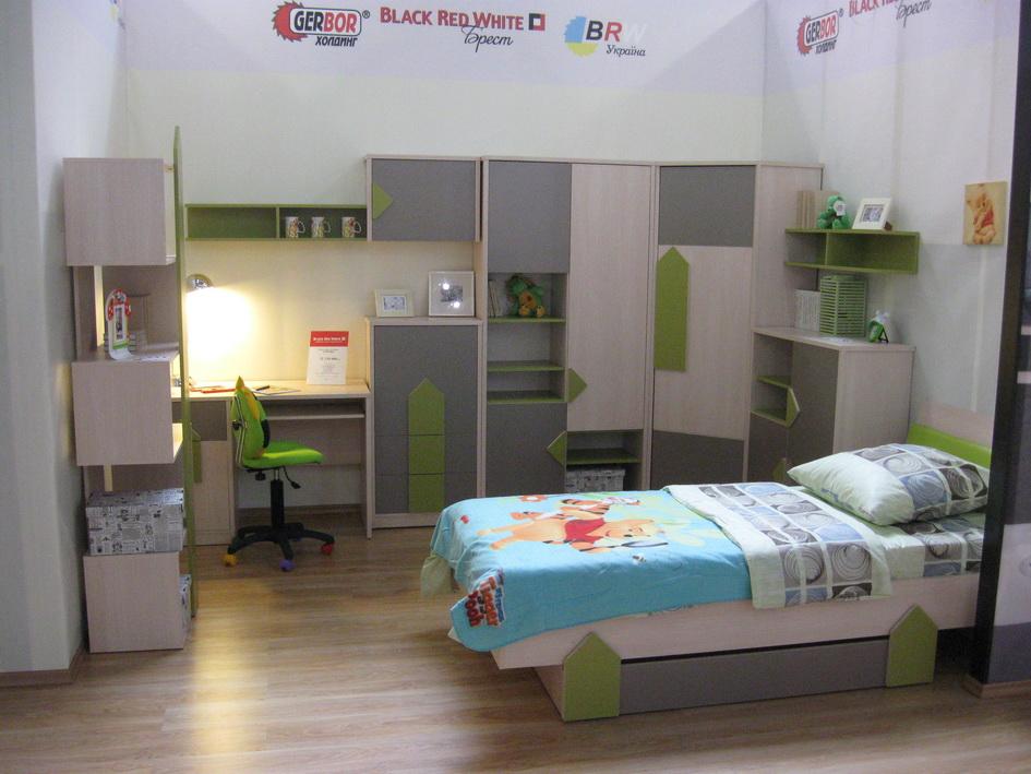 Набор мебели для детской и молодежной комнаты, СТРЕЛКА (STRELKA)