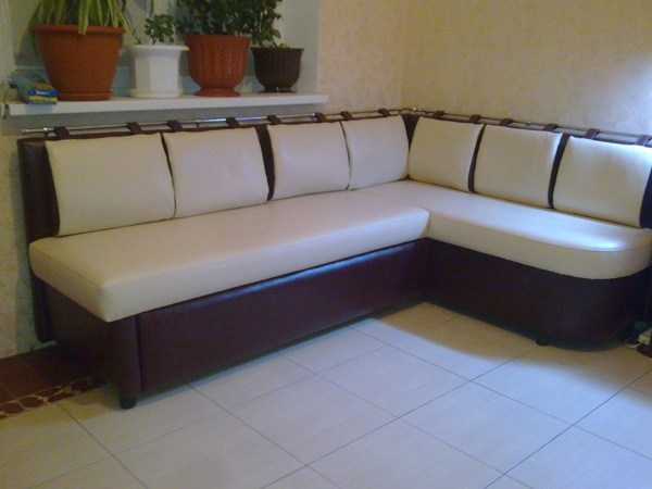 Прямые диваны » Кухонный диван Санчо | Кухонный