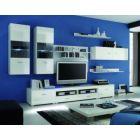 Набор мебели JANG-2 для гостиной, стенка, горка ( ЯНГ ), BRW ( БРВ ), РБ