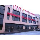 Фирменный магазин Black Red White в Витебске