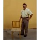Фокус-покус: стул в чемодане