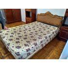 Кровать двухспальная и тумбы БУ в Минске