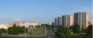 Магазин Лагуна в Жодино на пр-те Ленина, AMI Мебель (Торговый дом Лагуна), Беларусь