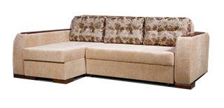 Угловой диван-кровать Триумф 190, Виктория-мебель, Беларусь