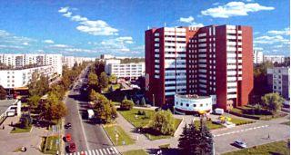 Магазин Лагуна в Новополоцке на Кирова, AMI Мебель (Торговый дом Лагуна), Беларусь