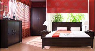 Набор мебели для спальни СОРРЕНТО 1, спальный гарнитур, спальня ( SORRENTO ), BRW ( БРВ ), РБ
