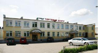 Магазин Торговый Центр Пинскдрев в Пинске на Чуклая, Пинскдрев, Беларусь