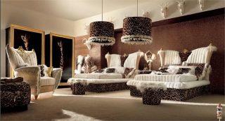 Роскошные сны в спальнях стиля Арт-деко