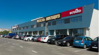 Магазин Лагуна в Большом Стиклево, AMI Мебель (Торговый дом Лагуна), Беларусь