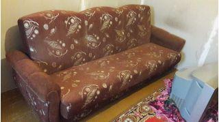 Продаю диван БУ в Борисове