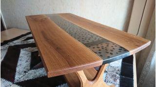 Журнальный стол (разборный) из массива дуба в Минске