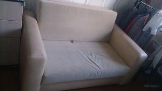 Продаю двухместный диван БУ в Минске