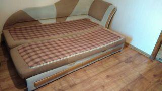 Продам тахту-кровать БУ в Минске