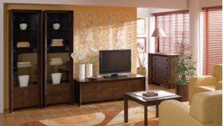 Набор мебели для гостиной СОРРЕНТО 1 ( SORRENTO ), BRW ( БРВ ), РБ
