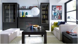 Набор мебели в гостиную AUGUST 2 (АВГУСТ), BRW ( БРВ ), РБ