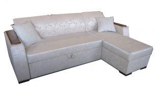 Угловой диван-кровать Флагман 193, Виктория-мебель, Беларусь