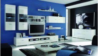Набор мебели JANG-3 для гостиной, стенка, горка ( ЯНГ ), BRW ( БРВ ), РБ