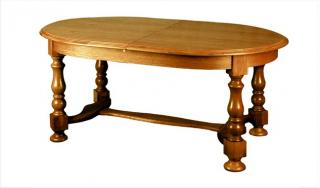 Продаю стол обеденный из дуба Гомельдрев БУ в Могилеве