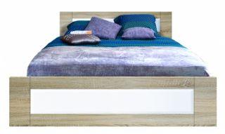 Кровать B1-LOZ/160, в спальню ОНИКС (ONIX), BRW ( БРВ ), РБ