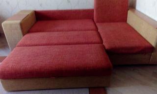 Продаю функциональный набор мягкой мебели БУ в Минске