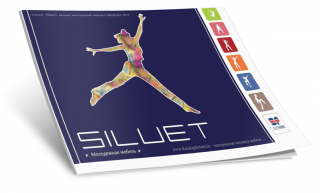 Siluet (Силуэт) - каталог молодежной мебели Софтформ 2014