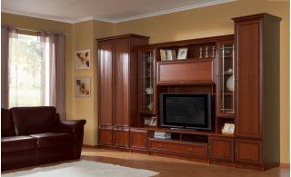 Новый набор корпусной мебели РИЧМОНД (Richmond) от фабрики БРВ
