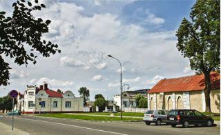 Магазин Лагуна в Слониме на Советской, AMI Мебель (Торговый дом Лагуна), Беларусь
