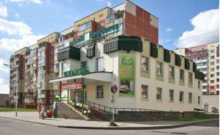 Магазин Мебель Пинскдрев в Витебске на ул Правды, Пинскдрев, Беларусь