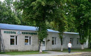 Магазин Мебель Пинскдрев в Волковыске на Жолудева, Пинскдрев, Беларусь