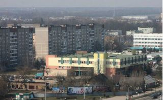 Магазин Лагуна в Лиде на Труханова, AMI Мебель (Торговый дом Лагуна), Беларусь