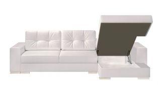 Угловой диван-кровать Николетти Голд мод.1, Лагуна, Беларусь
