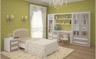 Детская комната для девочки 6, СТРЕКОЗА, Софтформ (Softform), Беларусь