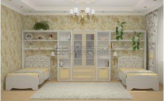 Комплект мебели для двух детей 9, СТРЕКОЗА, Софтформ (Softform), Беларусь