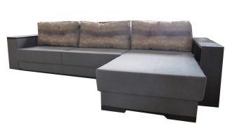 Угловой диван-кровать Кватро Макс 241, Виктория-мебель, Беларусь