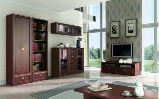 Новая модульная серия мебели Болден (Bolden) от БРВ
