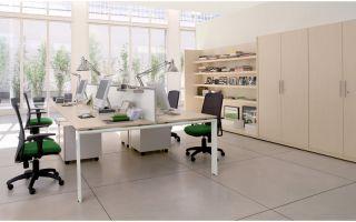 Советы по выбору офисной мебели. Мебель для приемной