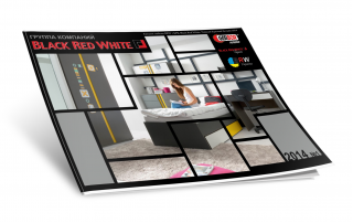 Каталог мебели BRW ( БРВ, Black Red White, Черный Красный Белый) 2014