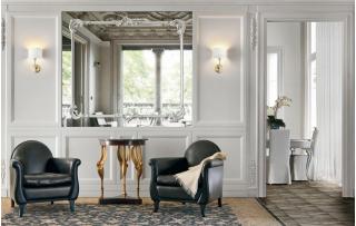 3 самых ярких элемента интерьера благородной гостиной