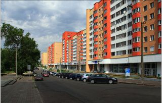 Магазин Лагуна на Максима Танка в Минске, AMI Мебель (Торговый дом Лагуна), Беларусь