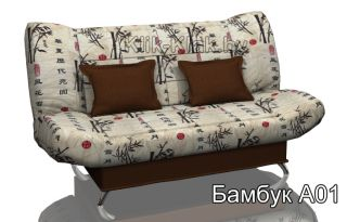 Диван-кровать клик-кляк Бамбук А01, Стрекоза, Беларусь