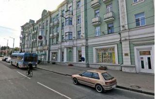 Магазин Лагуна на Мясникова в Минске, AMI Мебель (Торговый дом Лагуна), Беларусь