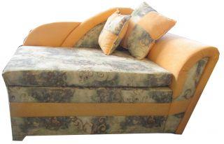 Тахта оранжевая Карапуз новый 1871, Виктория-мебель, Беларусь