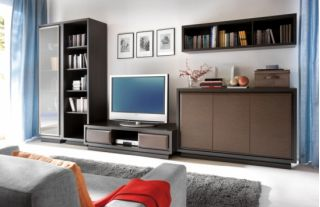 Гостиная AREKA-1 (АРЕКА), набор мебели в гостиную, BRW ( БРВ ), РБ