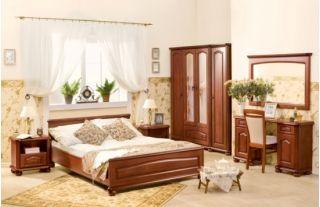Спальня  НАТАЛИЯ 3 (NATALIA), спальный гарнитур BRW ( БРВ ), РБ