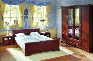 Набор мебели для спальни, спальный гарнитур, спальня СТИЛИУС (STYLIUS), BRW ( БРВ ), РБ