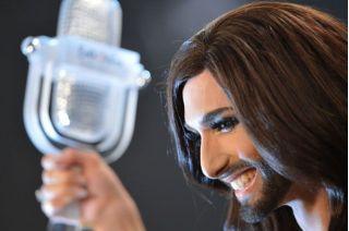 """Стиль от Кончиты Вурст ( conchita wurst ) - победителя  """"Евровидения-2014"""""""